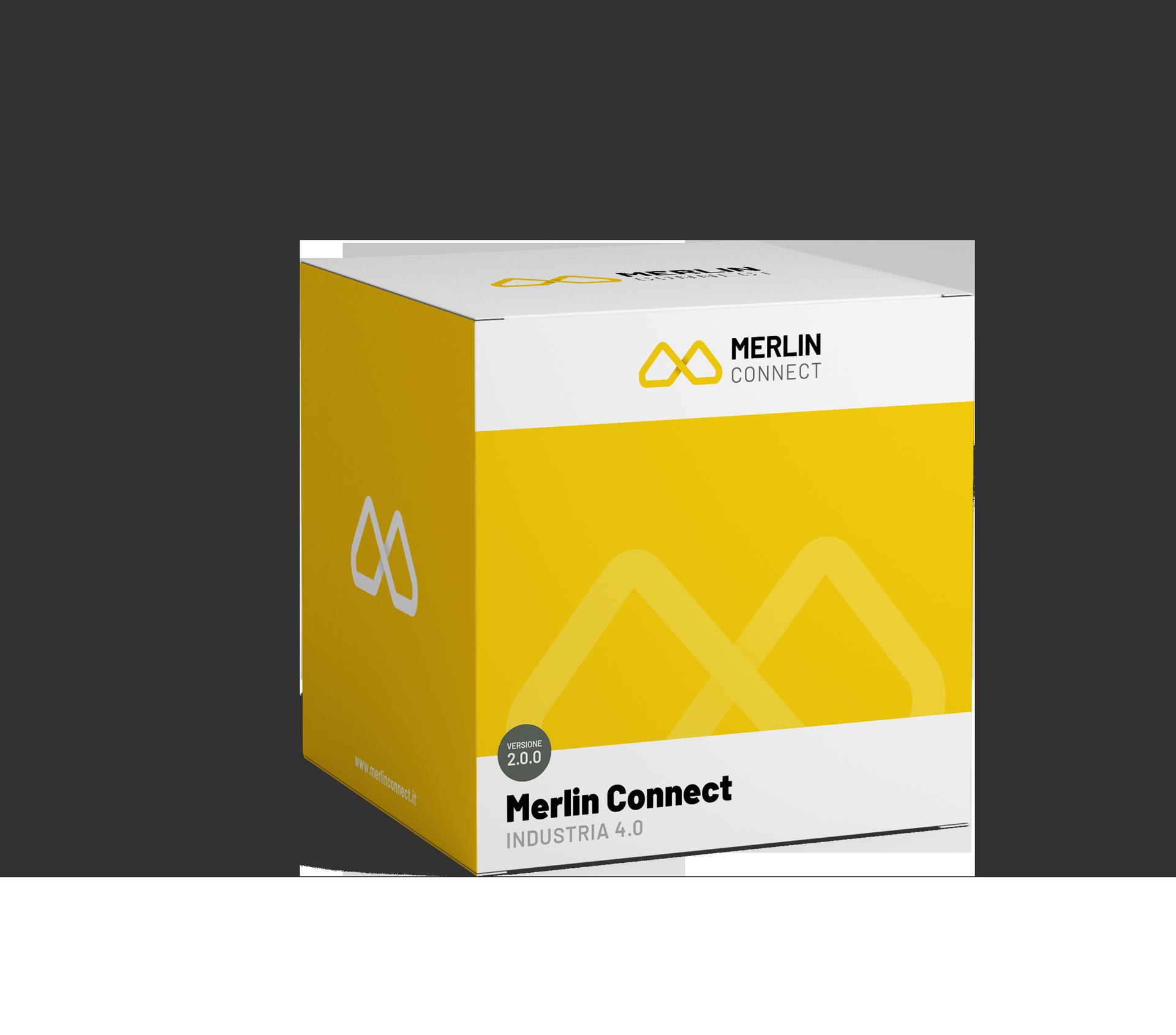 merlin connect software per industria 4.0